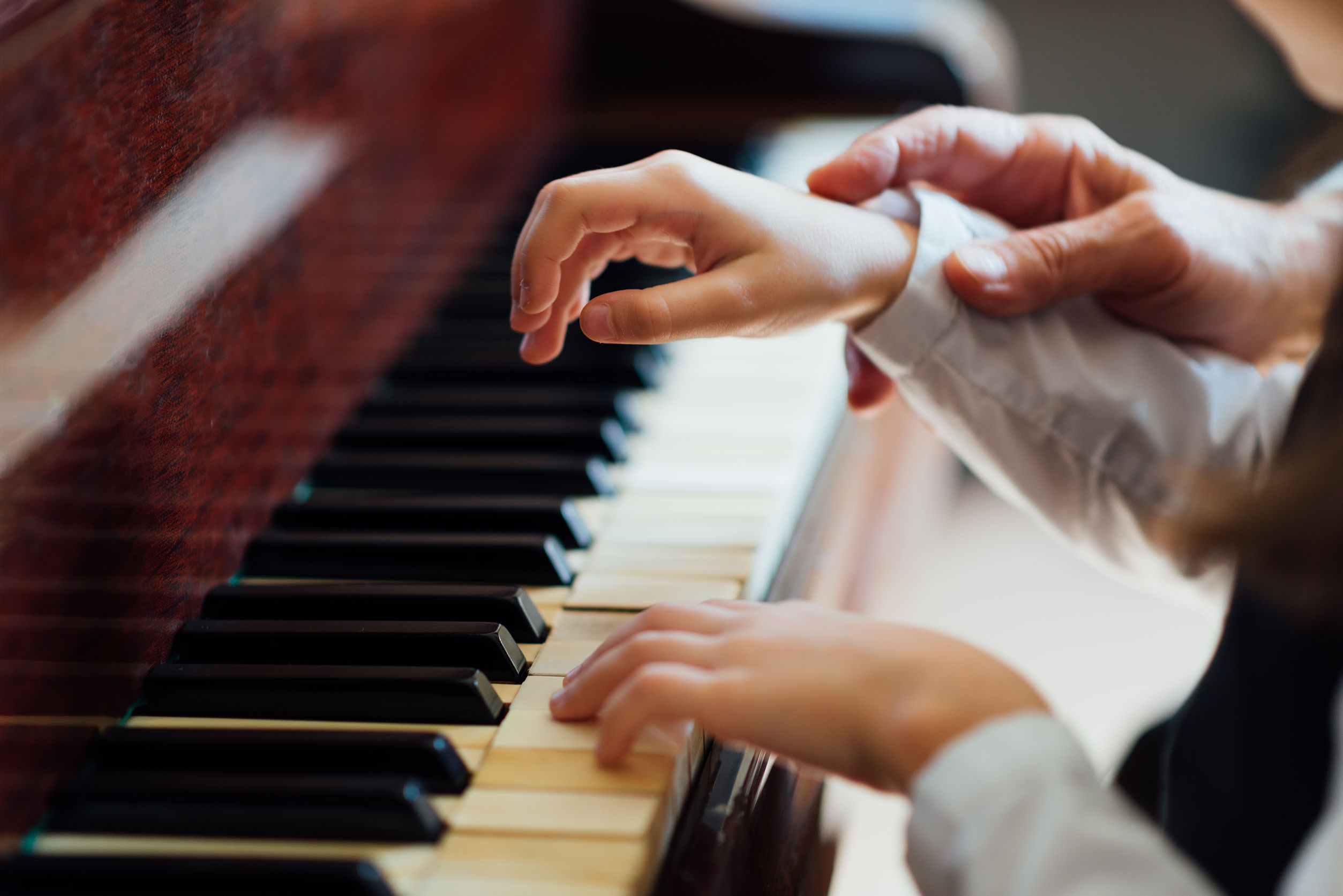professeur piano