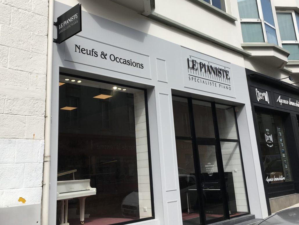 ouverture de notre nouveau magasin brest le pianiste. Black Bedroom Furniture Sets. Home Design Ideas