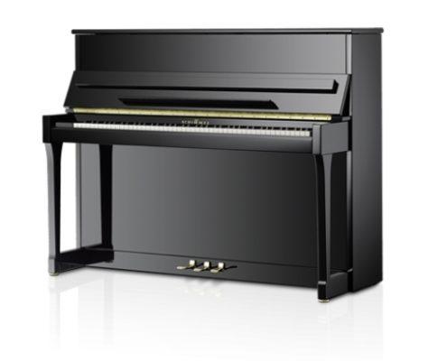 Piano droit Schimmel I115 (1)