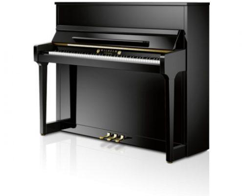 Piano droit Wilhelm Schimmel W118