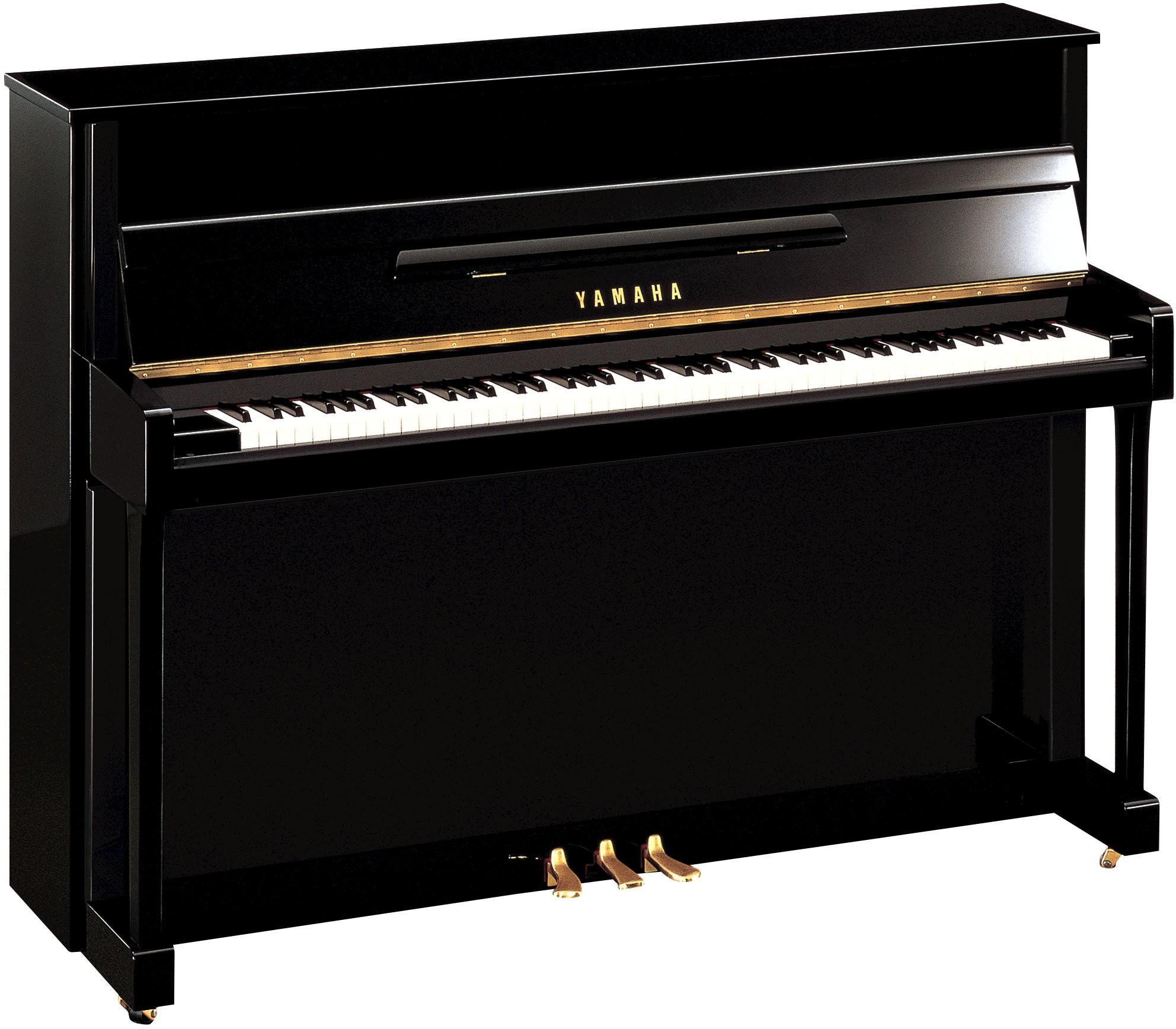 piano yamaha b2 blanc option silent le pianiste. Black Bedroom Furniture Sets. Home Design Ideas